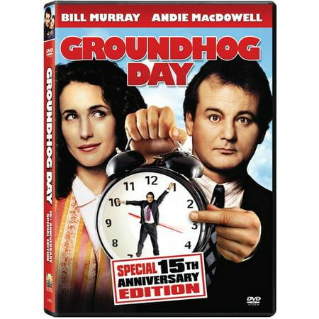 Groundhog Day (DVD)](Halloween Movie 1-10)