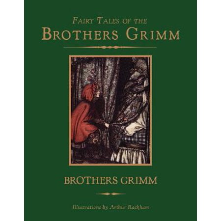 Fairy Tales of the Brothers Grimm (Brothers A Tale Of Two Sons Sad)
