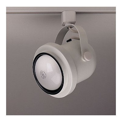 Bell-I 1 Track Light-Finish:White