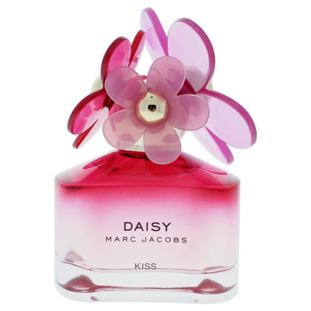 Kiss Limited Edition - Marc Jacobs Daisy Kiss Eau De Toilette Spray (Limited Edition) 1.7 oz