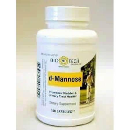 Biotech Pharmacal   D Mannose   100 Count