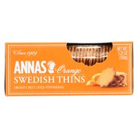 PACK OF 3-Annas Pepparkakor - Original - Orange Thins - 5.25 oz - 1 each