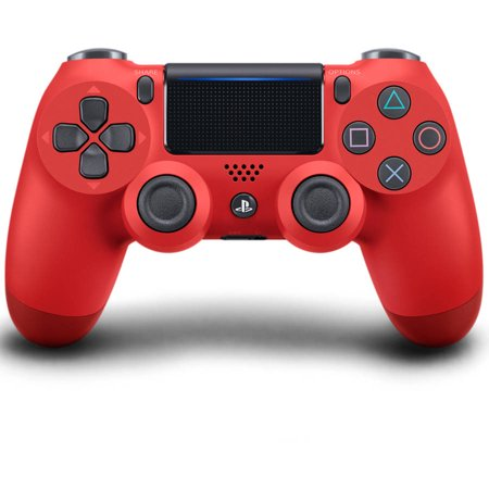 Sony Dualshock 4 Controller  Magma Red  Playstation 4