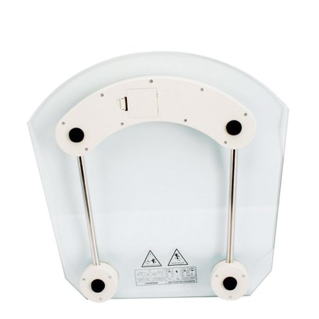 Ktaxon New Digital LCD Glass Electronic Weight Body Bathroom Health Scale 330lb - image 3 de 5