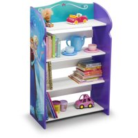 disney frozen wood bookshelf by delta children - Child Proof Bookshelves