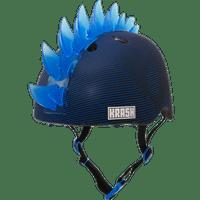 Krash! Skull Maze Blue LED Helmet, Youth 8+ (54-58cm)