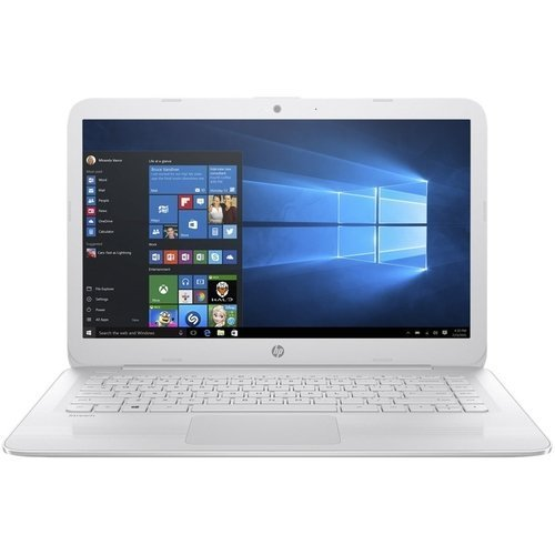 "HP Stream 14-ax067nr 14"" Laptop, Windows 10 Home, Intel Celeron N3060 Dual-Core Processor, 4GB RAM, 32GB Flash Storage"