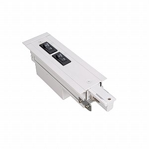 WAC Lighting 277V W Recessed Track Flangeless Current Limiter