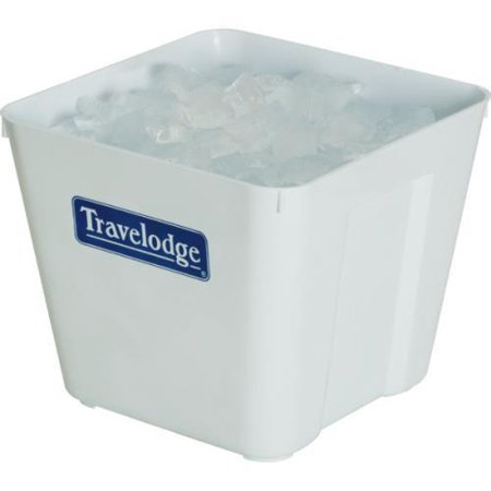 Travelodge 3 Quart Square Ice Bucket Package Of 36
