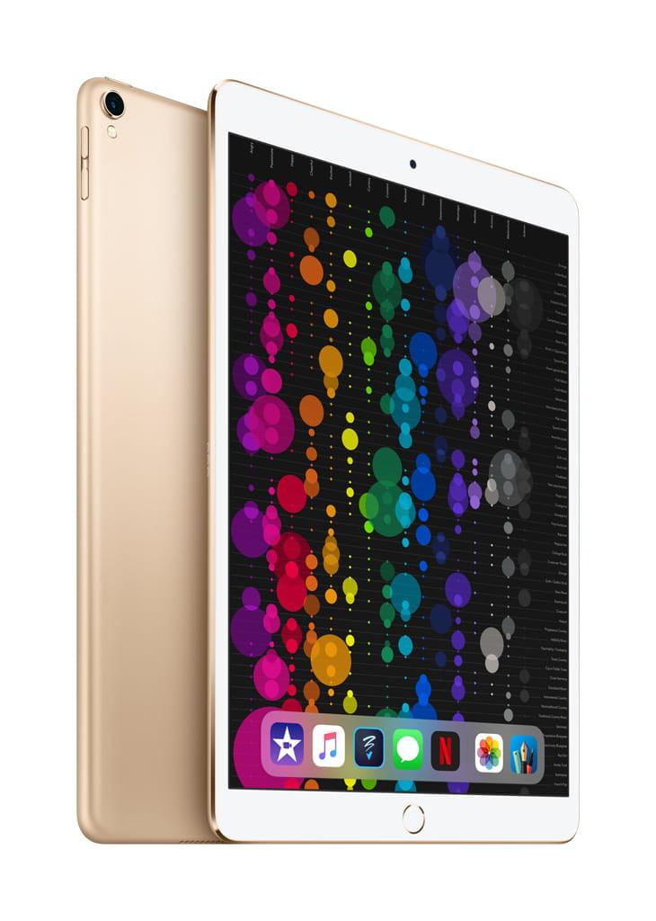Apple 10.5-inch iPad Pro Wi-Fi 256GB (2017 Model), Gold