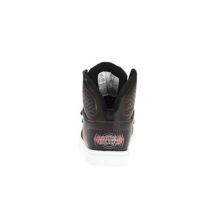 SHOE BEATZ Boy's Casual High Top Speaker Shoe