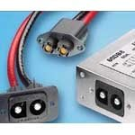 TE Connectivity / Corcom Brand 60DBX8 Power Line Filter