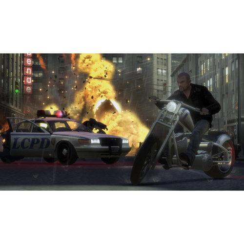 Grand Theft Auto IV, Rockstar Games, PlayStation 3