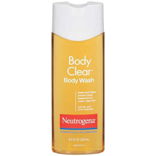 Neutrogena Body Clear Body Wash, 8.5 fl oz