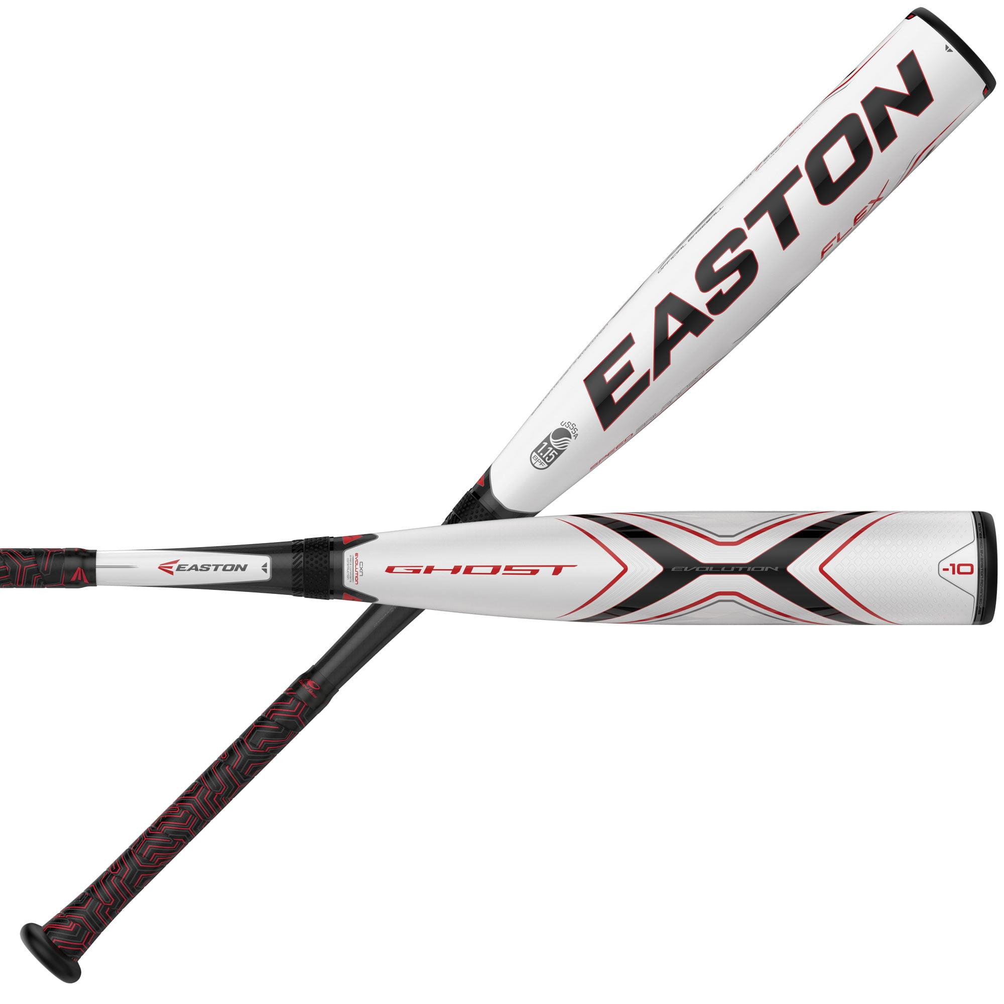 Easton Ghost X Evolution 2 3 4 Sl19gxe10 Senior League Baseball Bat 28 10 Walmart Com Walmart Com