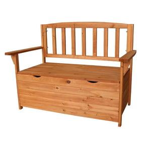 Outdoor Waterproof Garden Storage Bench