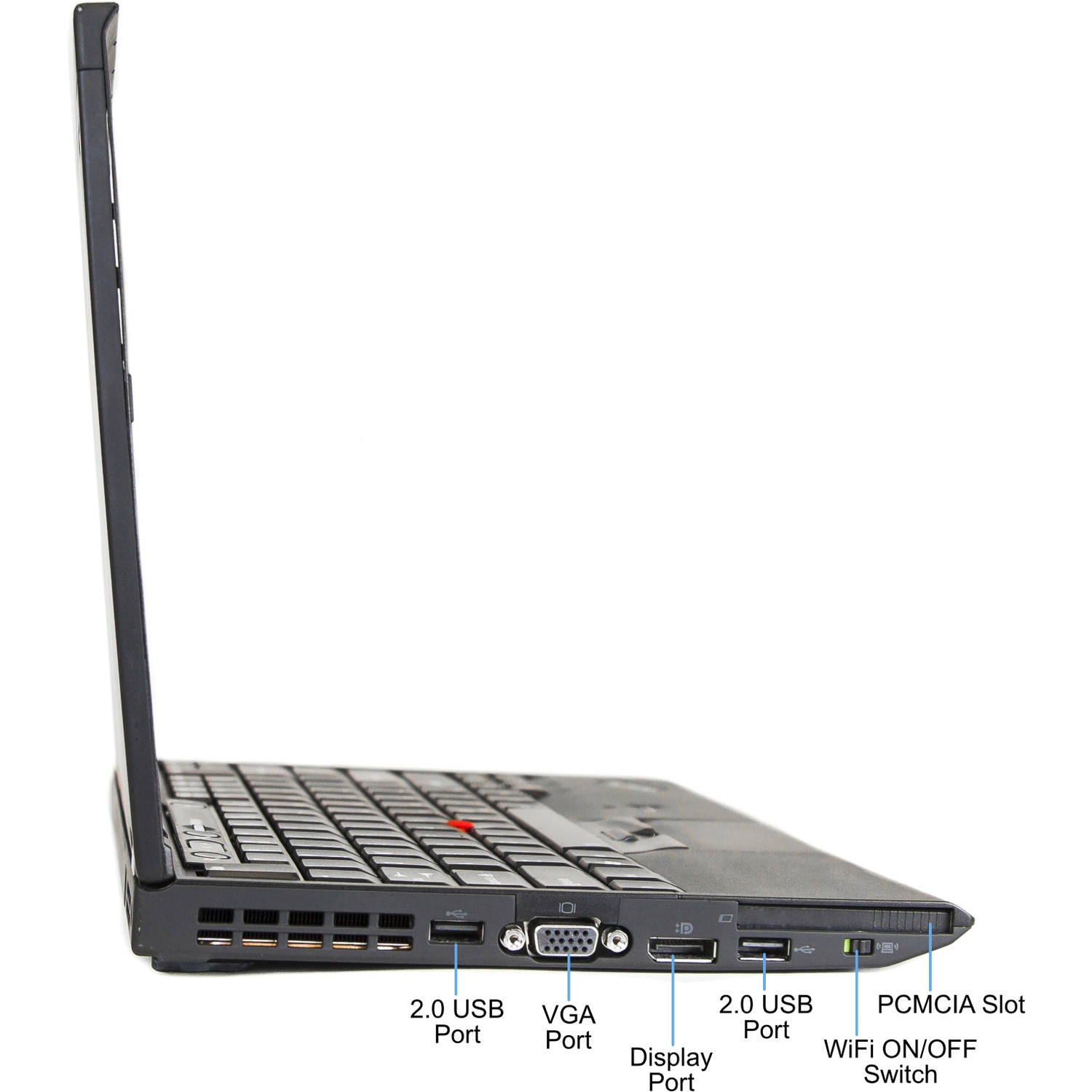 Refurbished Lenovo Black 12 5