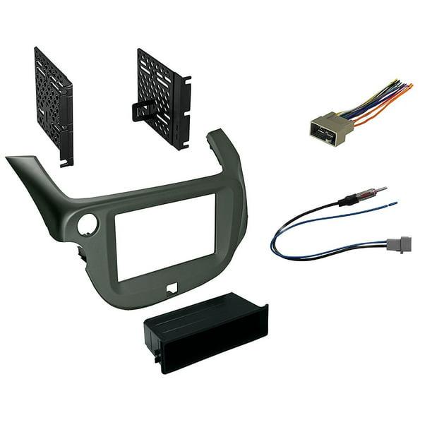 honda fit wire harness 2009 2012 honda fit car stereo radio installation dash kit w  2009 2012 honda fit car stereo radio