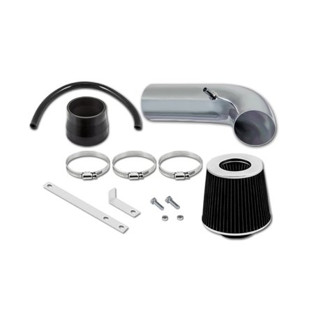 RL Concepts Black Short Ram Air Intake Kit + Filter 99-03 Suzuki Grand Vitara 2.5 L4