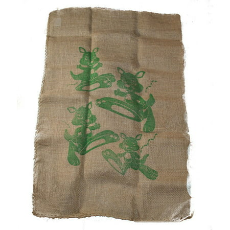 4 Burlap Bags Potato Sacks Race Event Fair School Carnival Fun Party Game - School Carnival Ideas