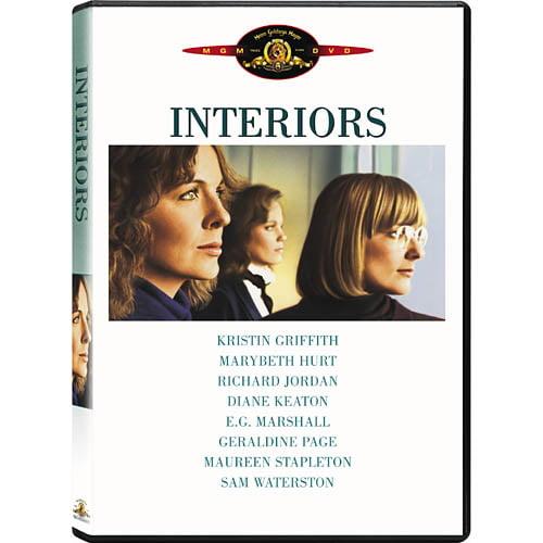 Interiors (Full Frame, Widescreen)