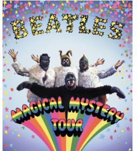 Magical Mystery Tour by CAPITOL