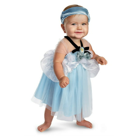 Disney Baby Infant Girls Cinderella Costume My First - Baby Girl Princess Costumes