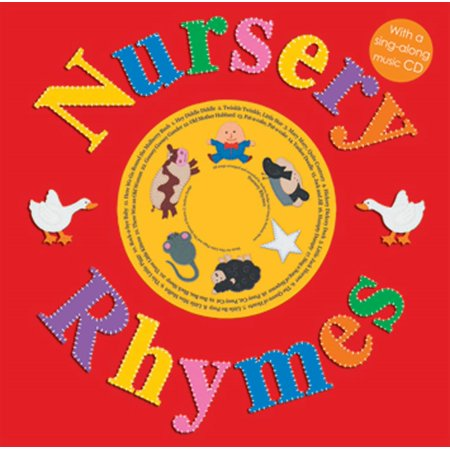 Nursery Rhymes With A Sing Along Music Cd
