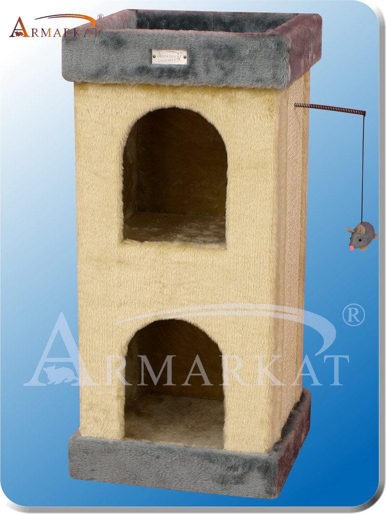 Armarkat Premium Cat Tree Model X3203, Beige by Aeromark Int'l Inc.