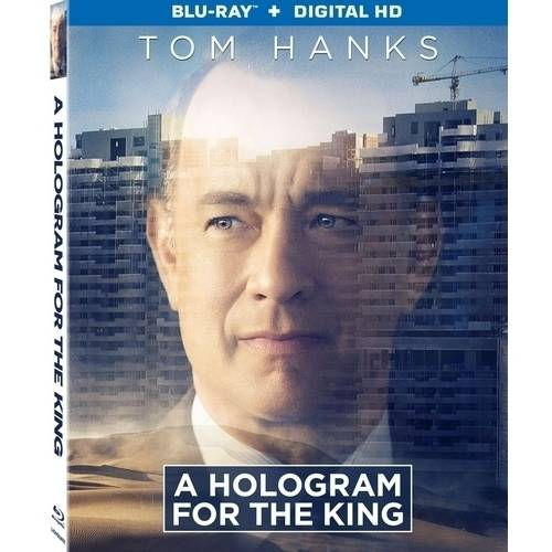 A Hologram For The King (Blu-ray + Digital HD)