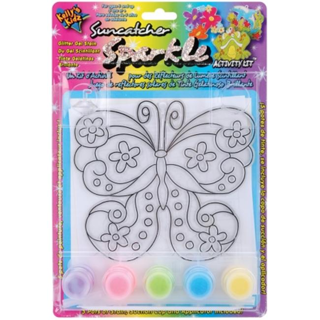 New Image Group 654-02 Suncatcher Sparkle Activity Kits