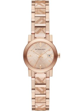 15c019808fc Product Image Burberry BU9235 The City Women s Watch Rose Gold 26mm Stainless  Steel