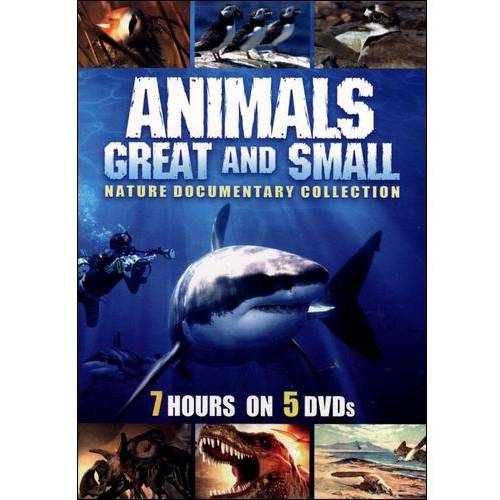 Animals Great And Small: Nature Documentary Collection by Mill Creek Entertainment