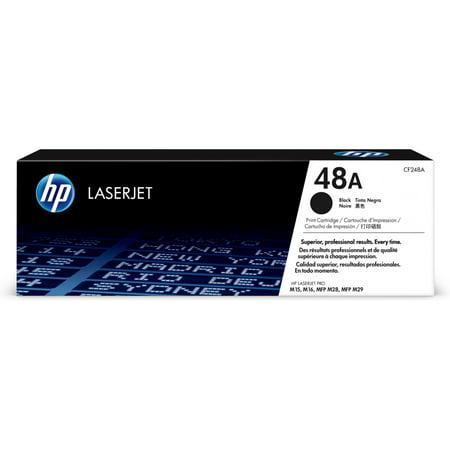HP 48A (CF248A) Black LaserJet Toner Cartridge