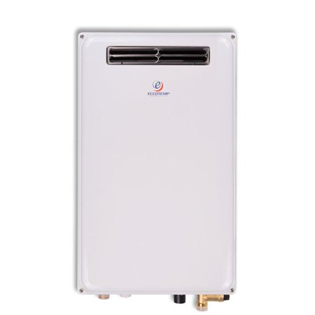 Gas Hot Air Heating - Eccotemp 45H-NG 6.8 GPM Residential Natural Gas Tankless Water Heater with 140000 Maximum BTU Input