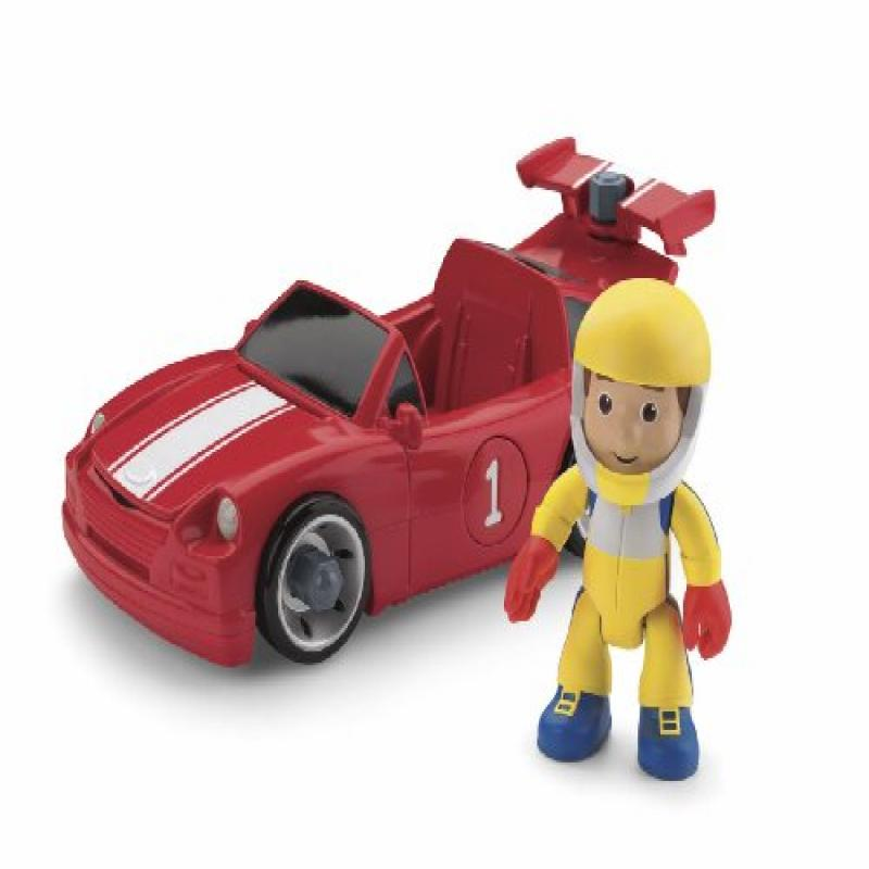 Fisher-Price Handy Manny Tune-Up Race Car