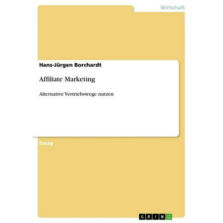 Affiliate Marketing - eBook