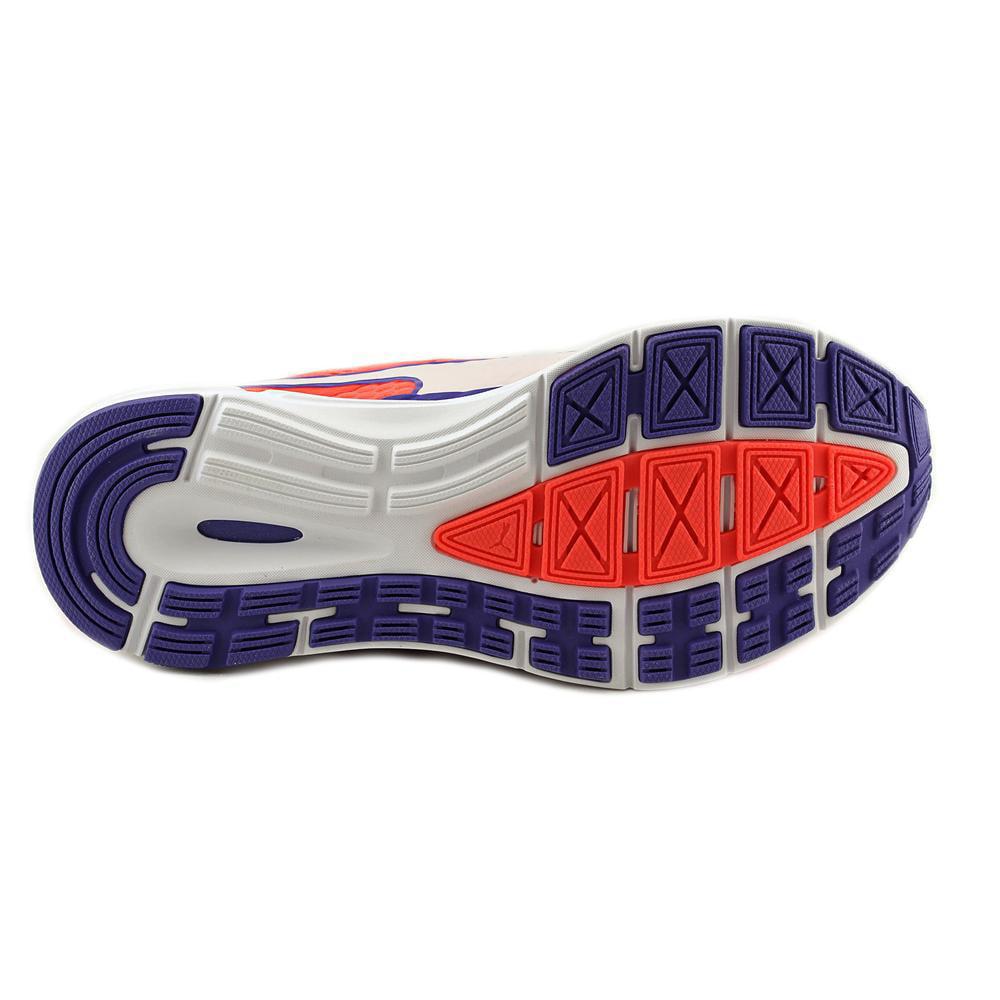Puma Women's Speed 500 Ignite Red Blast/Royal Blue/White Ankle-High Running Shoe - 9M