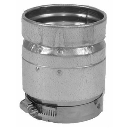 244243 4 VP Adjustable Pellet Pipe - 12 Adjustable Pipe