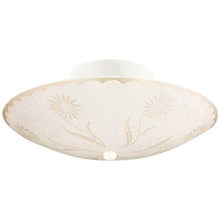 Design House 501619 2-Light Ceiling Light, - Electrical Lighting Design