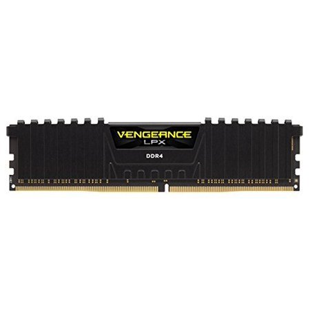 Corsair 2 Gb Dimm Ram (Corsair Vengeance Lpx 8gb [1x8gb] Ddr4 Dram 2666mhz C16 Memory Kit - Black - 8 Gb [1 X 8 Gb] - Ddr4 Sdram - 2666 Mhz Ddr4-2666/pc4-21300 - 1.20 V)