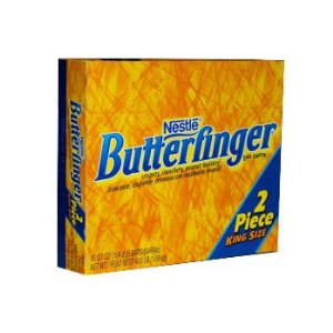 Butterfinger - King Size 18 ct