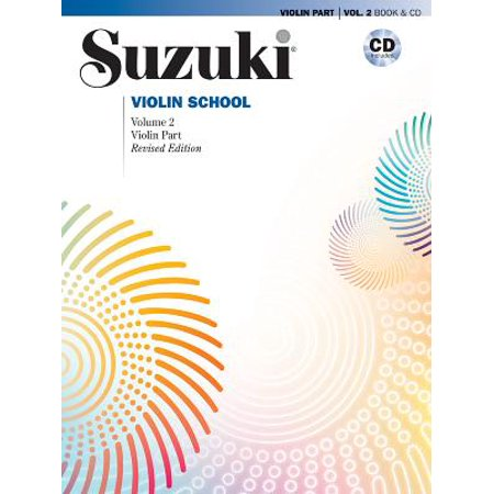 Suzuki Viola School - Suzuki Violin School, Vol 2