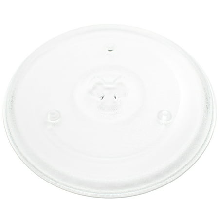 """2-Pack Replacement Avanti MW912 Microwave Glass Plate - Compatible Avanti 252100500497 Microwave Glass Turntable Tray - 10 1/2"""" (270mm) - image 3 de 4"""