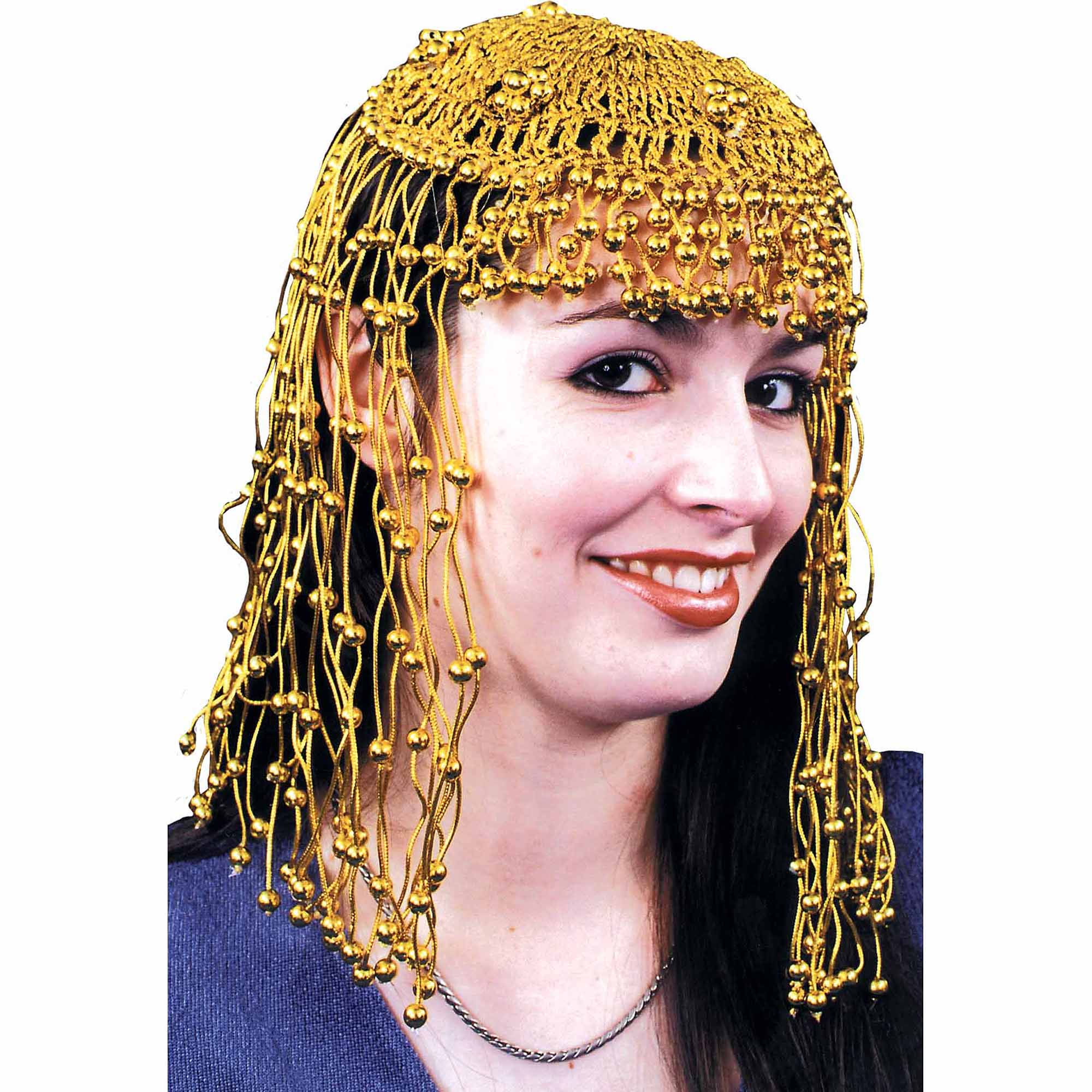 Egyptian Gold Headpiece Adult Halloween Accessory