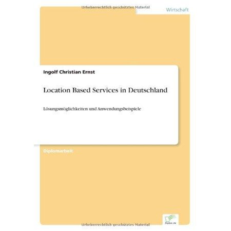 Location Based Services In Deutschland
