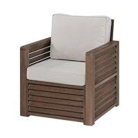 Home Styles Barnside Wooden Arm Chair