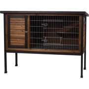 Kaytee 1-Story Rabbit Hutch 48""