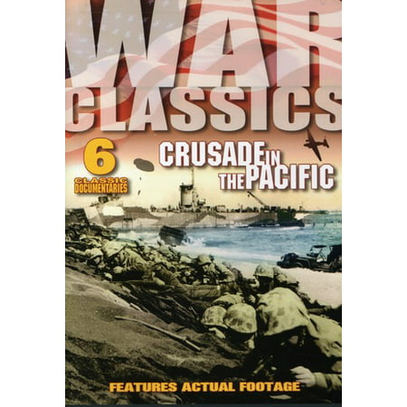 Image of War Classics 10: Crusade in the Pacific