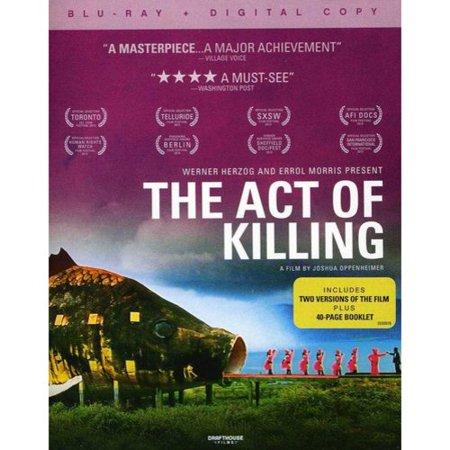 The Act Of Killing (Indonesian) (Blu-ray + Digital Copy)